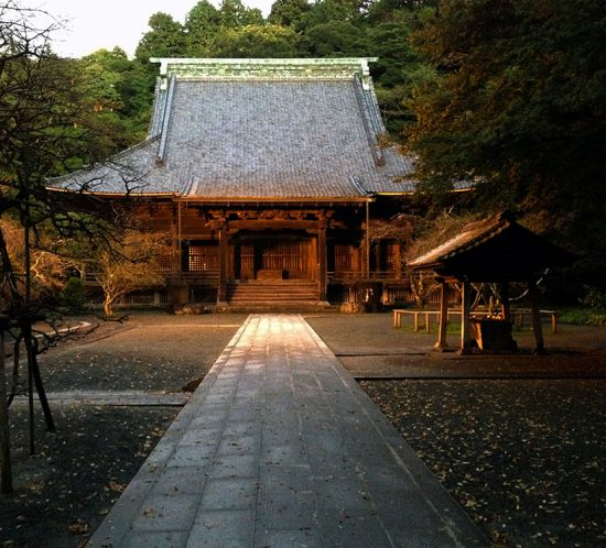 Myōhonji Temple - Kamakura - Japan 2019